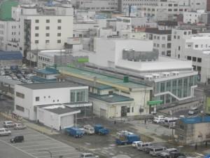 キタカラ稚内駅
