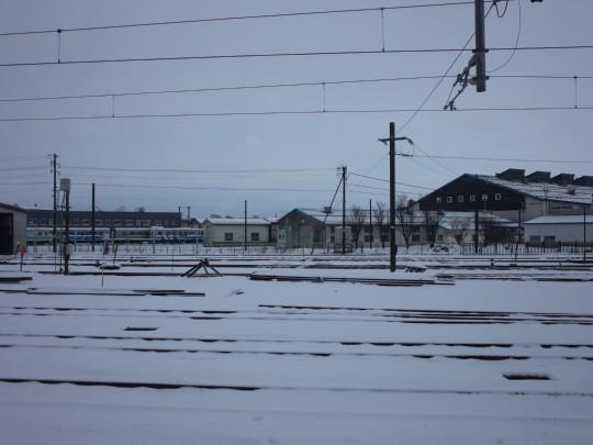 苗穂駅12