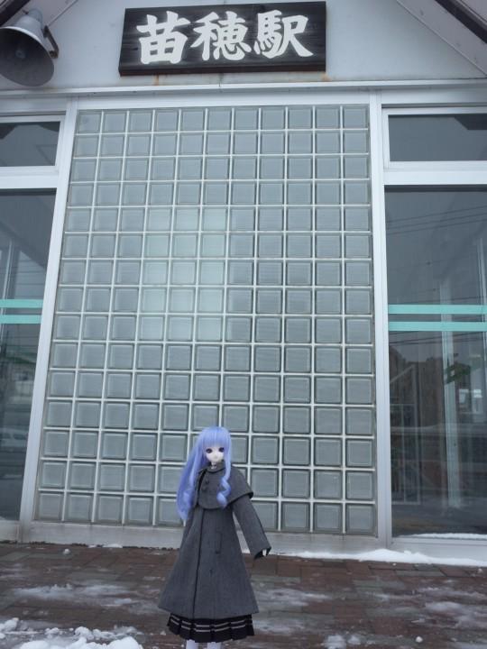 苗穂駅15