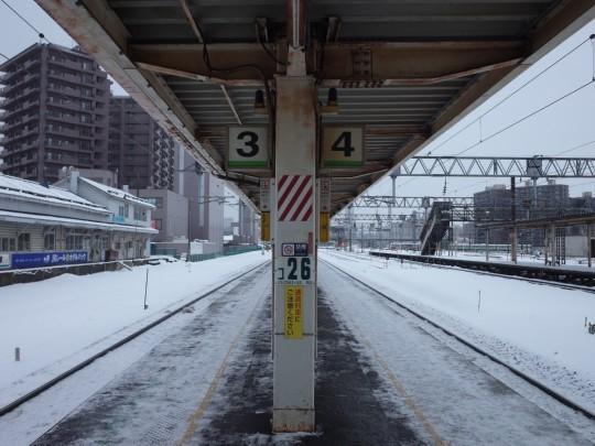 苗穂駅20