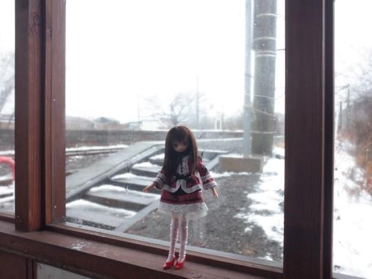富浦駅20