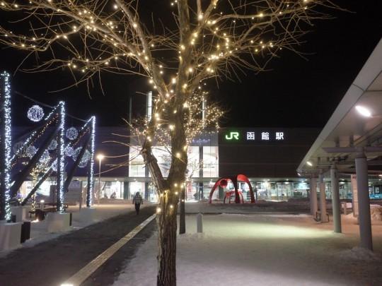 函館駅13