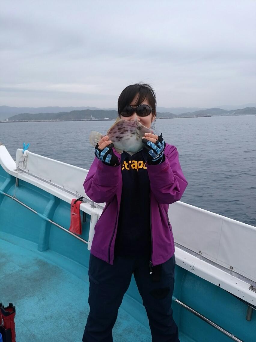 【釣果情報】カワハギ釣り大会