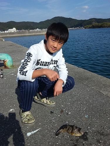 【釣果情報】松ちゃん店長(ファミリー教室)①