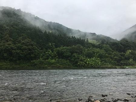【釣果情報】梅雨空