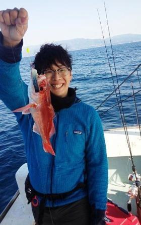 【釣果情報】初釣②
