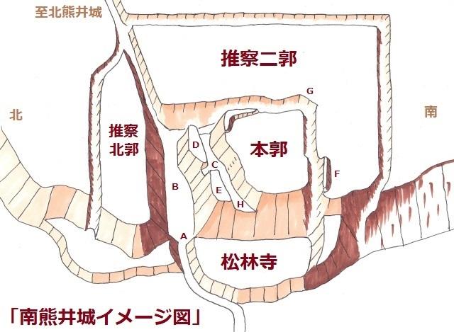 s南熊井城