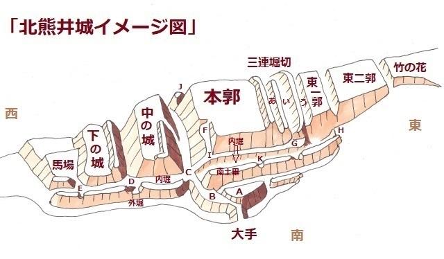 s北熊井城