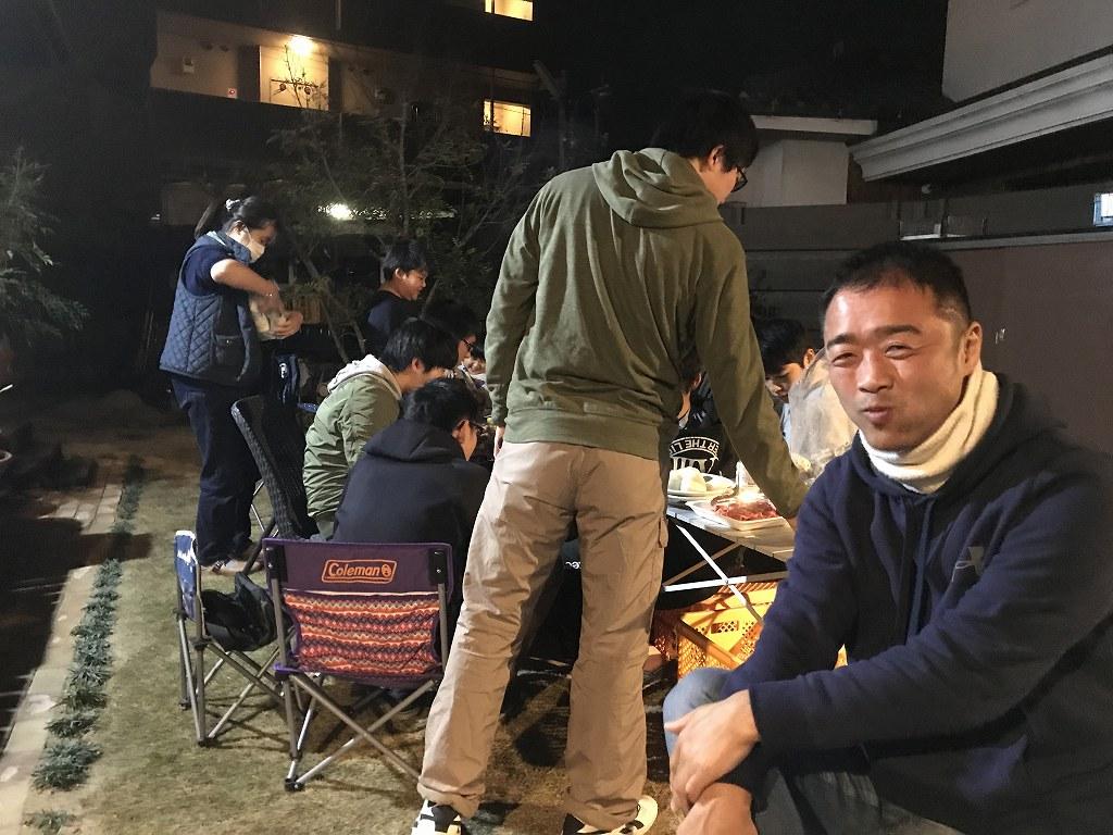 20171229自宅BBQ (12)