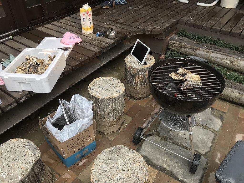 20171229自宅BBQ (14)