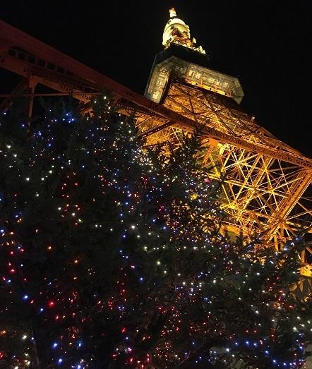 東京タワー20171223