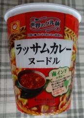 世界のグル麺 ラッサムカレーヌードル 105円