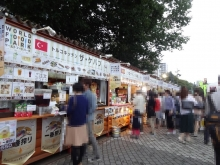 11丁目会場 World Food Park/THE さっぽろオータムフェスト