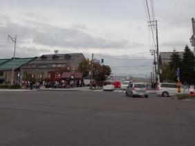 小樽運河・浅草橋