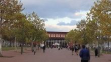 岩見沢駅東市民広場公園