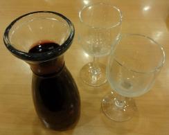 赤ワイン(デカンタ)