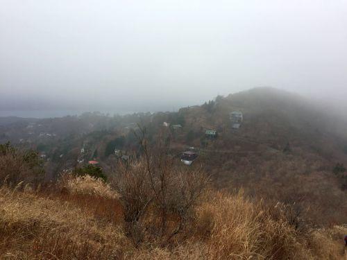 大平山の別荘地