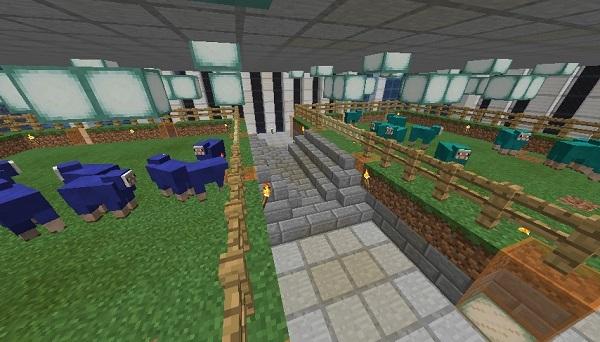 600.342、ビル2~9階、羊牧場