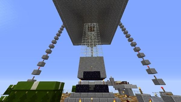 600.337、天空トラップタワー処理層
