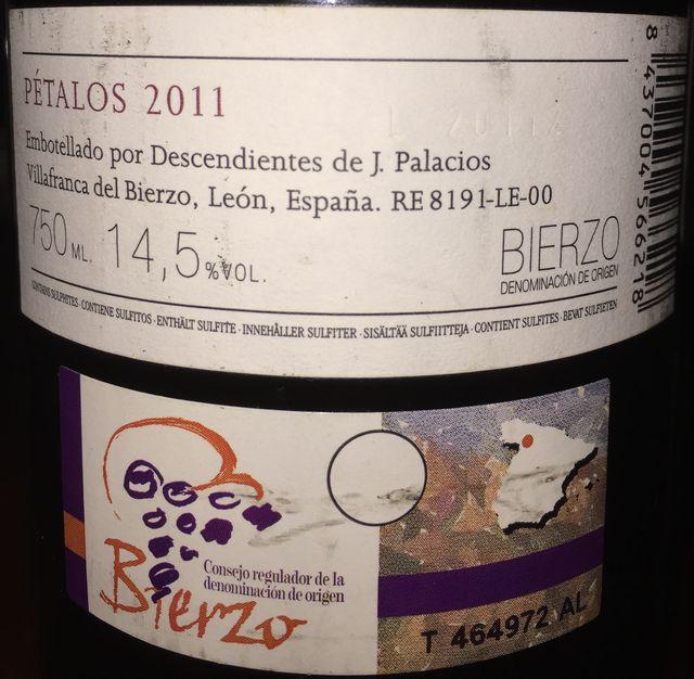Petalos Bierzo Descendientes de J Palacios 2011 part2