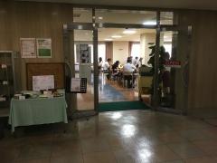 福岡地方裁判所食堂