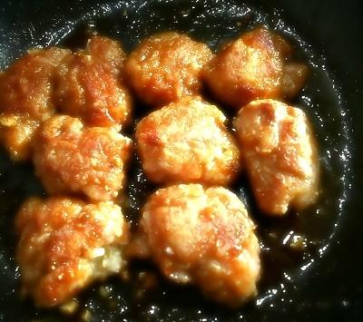 タルタルソース入り肉No1