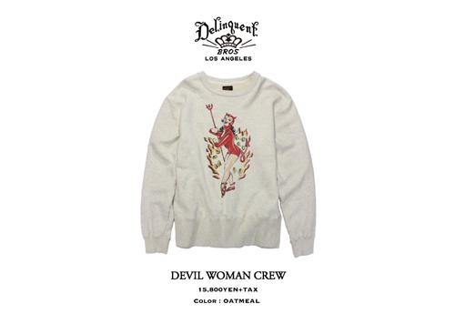 DEVIL WOMAN CREW