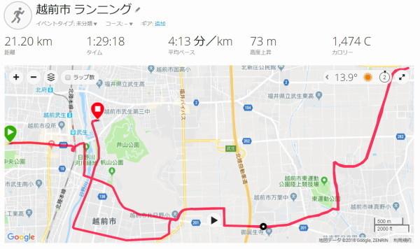 菊花マラソン (1)