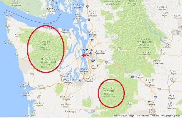 Seattle map 2