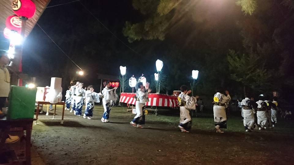 【地元の祭・土底のさんち】-2