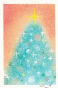 クリスマスとツリー
