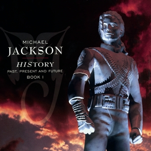 Michael Jackson HIStory Past, Present and Future Book 1