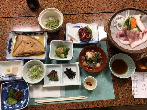磐梯西村屋(食事と感想)