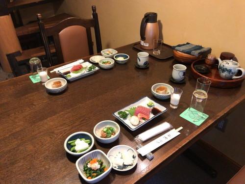 蕎宿 湯神(食事と大内宿散策)
