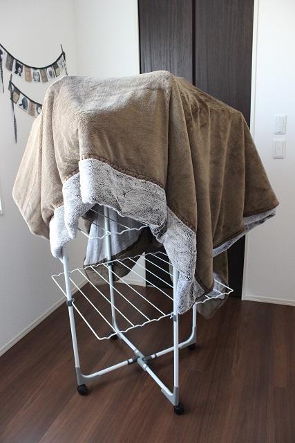 フィネス 物干し台 寝室 (4)