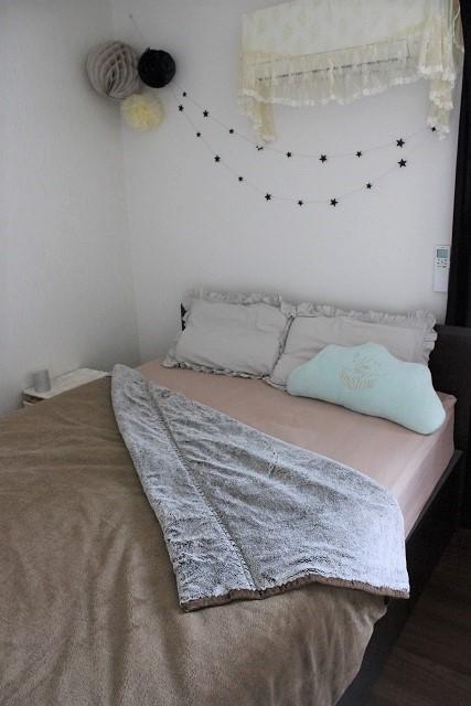 フィネス 物干し台 寝室 (5)