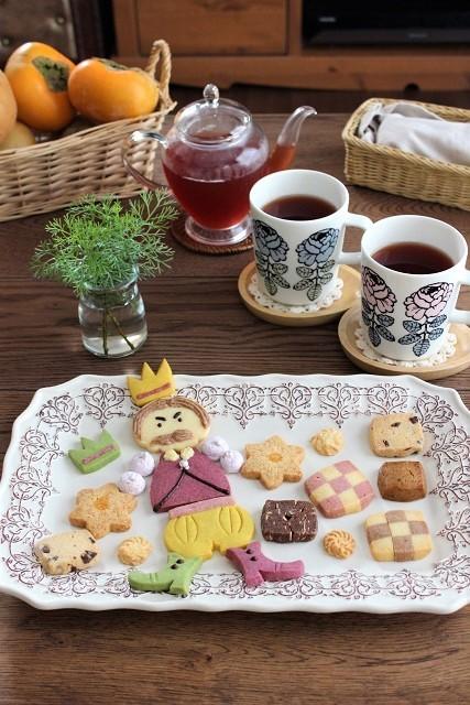 童話クッキー 裸の王様  (5)