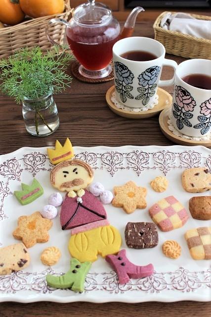 童話クッキー 裸の王様  (9)