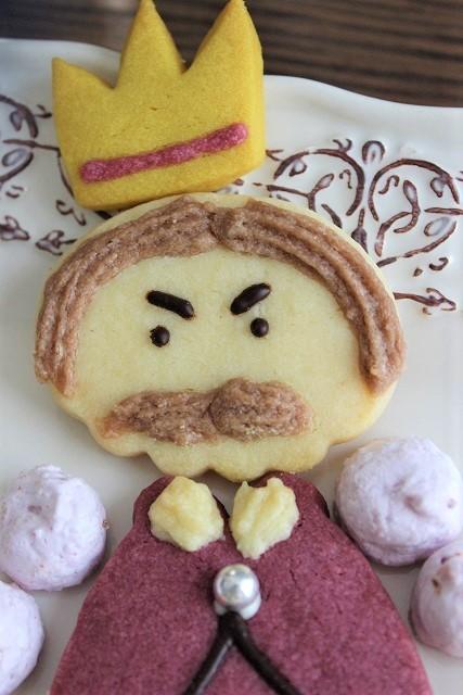 童話クッキー 裸の王様  (6)