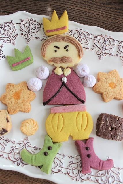 童話クッキー 裸の王様  (7)