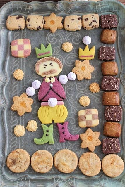 童話クッキー 裸の王様  (11)