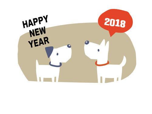 2018犬