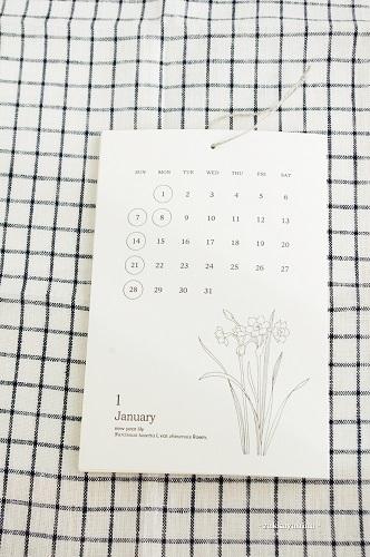s-壁掛けカレンダー