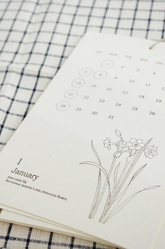 s-壁掛けカレンダー 2