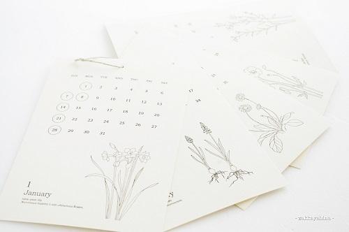 s-壁掛けカレンダー 3