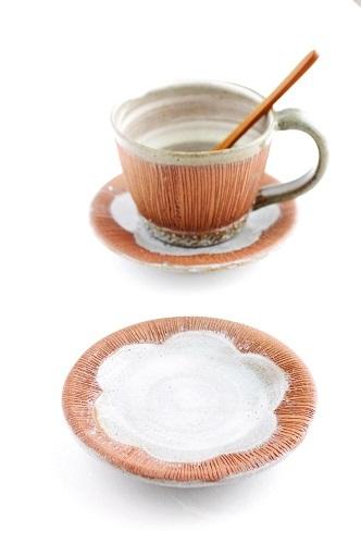 s-茶線皿×珈琲カップ1客-2